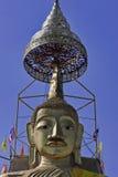 Thailand, Bangkok, Indrawiharn Tempel Stockfotos