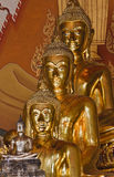 Thailand, Bangkok, Indrawiharn temple Stock Photography