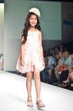 THAILAND, BANGKOK- OCT 2013 : A model walks the runway at the LE Stock Images