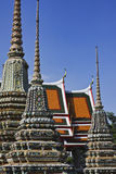 Thailand, Bangkok, Pranon Wat Pho Stockfotos