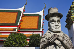 Thailand, Bangkok, Pranon Wat Pho Stock Photography