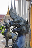Thailand, Bangkok, Pranon Wat Pho Stock Photo