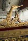 THAILAND BANGKOK ROYAL BARGES NATIONAL MUSEUM Stock Photos