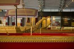THAILAND BANGKOK ROYAL BARGES NATIONAL MUSEUM Royalty Free Stock Photo