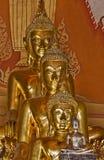 Thailand, Bangkok, tempel Indrawiharn Stock Afbeelding