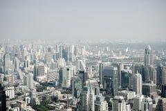 Thailand bangkok view from Baiyoke Tower on 29 Royalty Free Stock Images