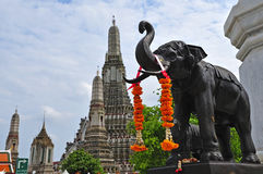 Thailand Bangkok Wat Arun Royalty Free Stock Images