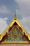 In Thailand, in Bangkok the Wat Pho Royalty Free Stock Photos