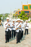 Thailand, Bangkok, Wat Phra Kaeo Stock Images