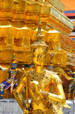 Thailand Bangkok Wat Phra Kaew Royalty Free Stock Photos