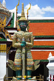 Thailand Bangkok Wat Phra Kaew Stock Foto