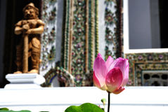 Thailand Bangkok Wat Phra Kaew Royalty-vrije Stock Foto