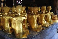 Thailand Bangkok Wat Rachanada Stock Image