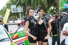 Thailand Bangsan rally Royalty Free Stock Image