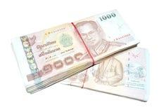Thailand-Banknoten 200 Tausenden Stockbild