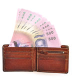 Thailand banknotes Stock Photography