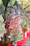 Thailand Banknotes Stock Image