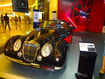 Super Car Mitsuoka Himiko stock photography