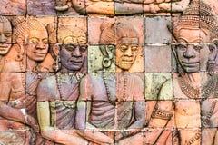 Thailand baslättnad Arkivbilder