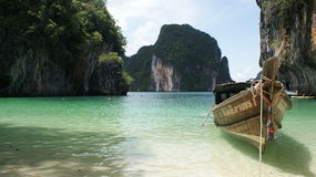 Thailand Beach Stock Photography