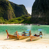 Thailand Beach Royalty Free Stock Images