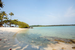 Thailand beach Royalty Free Stock Photos