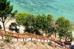 Thailand beach coast of Andaman Royalty Free Stock Image