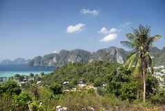 Thailand beach exotic holidays tropical islands Royalty Free Stock Photography