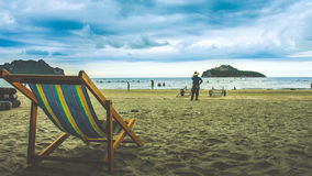 Thailand Beach. One of Bay in Thailand name's Manow Bay Royalty Free Stock Photography