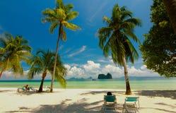 Thailand beach Royalty Free Stock Photography