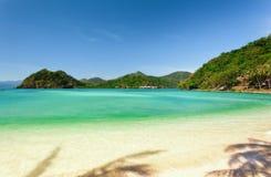 Thailand. Beaches on Koh Ngam. Stock Images