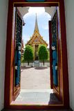 Thailand beautiful temple Royalty Free Stock Photography