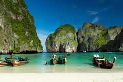 Thailand. Beautiful tropical nature in Thailand Stock Photo