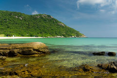 Thailand. Beautiful tropical nature in Thailand Royalty Free Stock Photo