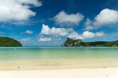 Thailand. Beautiful tropical nature in Thailand Royalty Free Stock Image