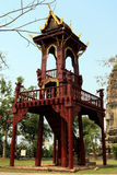 Thailand Belfry Stock Photography