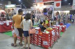 Thailand best shopping fair 2016 Stock Photography