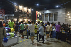 Thailand best shopping fair 2016 Stock Photos