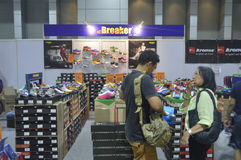 Thailand best shopping fair 2016 Royalty Free Stock Photography