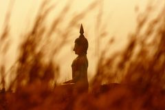 Thailand Biggest Buddha Image Royalty Free Stock Image