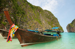 Thailand Boat Stock Image