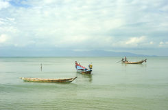 Thailand boats Royalty Free Stock Photos