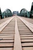 Thailand-Brücke Stockbilder