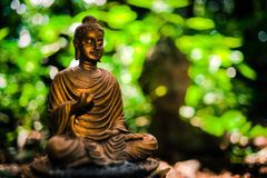 Thailand Buddha Royalty Free Stock Images