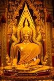 Thailand Buddha Royaltyfri Fotografi