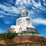 Thailand Buddha statue Stock Photos