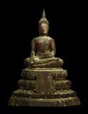 Thailand Buddha staty Arkivfoto