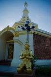 Thailand Buddha temple Royalty Free Stock Photography