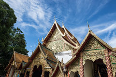 Thailand Buddhist temples. Buddhist temples, taken in Thailand Royalty Free Stock Image
