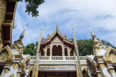 Thailand Buddhist temples. Buddhist temples, taken in Thailand Royalty Free Stock Photography